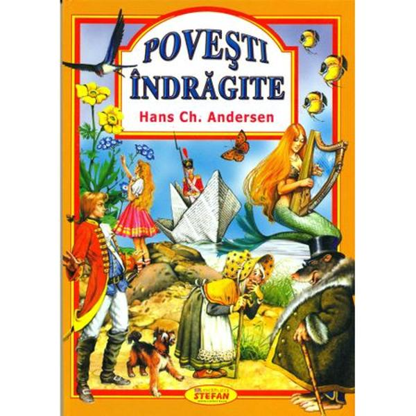 Povesti indragite - HC Andersenp stylebox-sizing border-box; color