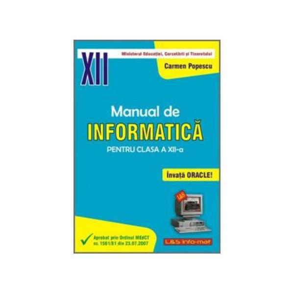 Manual neint Oracle info XII