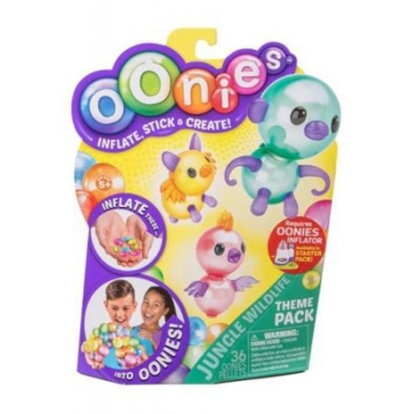 Surprinde imaginatia si creativitatea copilului tau cu Oonies minibalonasele lipicioase cu diferite forme Sunt lipiciosi colorati si pregatiti de distractieImaginatia nu mai are limite cu Oonies· Pentru Baieti Fete· Varsta 4-5 ani 5-7 ani 7-10 ani· Aceasta rezerva necesita dispozitivul de umflat baloane Oonies
