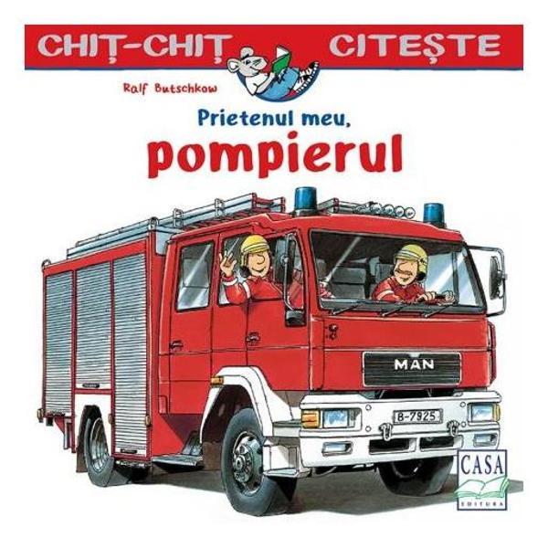 Paul este pompier El particip&259; al&259;turi de colegii sai la stingerea unor incendii periculoase Dar pompierii mai au &537;i alte sarcini Paul a trecut prin multe experien&539;e în meseria lui &537;i de aceea le poate spune copiilor pove&537;ti captivante
