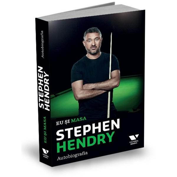 STEPHEN HENDRY a devenit cel mai tân&259;r juc&259;tor profesionist de snooker în 1985 la 16 ani iar în 1990 cel mai tân&259;r campion mondial din istorie la 21 de aniEste considerat de fani &537;i de speciali&537;ti unul dintre cei mai mari juc&259;tori ai acestui sport Cu o carier&259; de 27 de ani Hendry a câ&537;tigat de &537;apte ori Campionatul Mondial &537;i a fost pe locul întâi în clasamentul mondial opt
