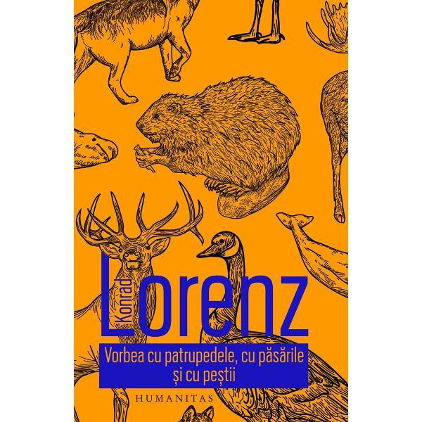 """A&537;a cum este în realitate lumea vie poate fi mai spectaculoas&259; decât orice pl&259;smuire Deschiz&259;tor de drumuri în zoologie Konrad Lorenz o demonstreaz&259; cu prisosin&539;&259; în aceast&259; carte ce a avut drept imbold conform propriei m&259;rturisiri mânia pe care i-au stârnit-o """"nenum&259;ratele povestiri cu animale prost scrise &537;i pline de minciuni"""" Dac&259;"""