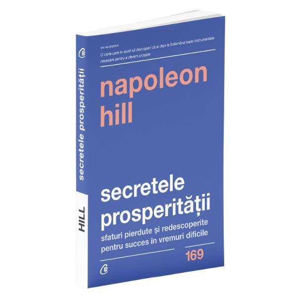 Cartea este format&259; dintr-o serie de articole scrise de Napoleon Hill &238;ntre 1919 &351;i 1923 pentru publica&355;ia Success Magazine al c&259;rei editor a ajuns mai t&226;rziu Condus de dorin&355;a de a ob&355;ine succesul Hill a l&259;sat &238;n urm&259; via&355;a plin&259; de lipsuri pe care o ducea &238;n Mun&355;ii Apala&351;i ajung&226;nd s&259; aib&259; ca parteneri de afaceri oameni importan&355;i care asemenea lui aveau de