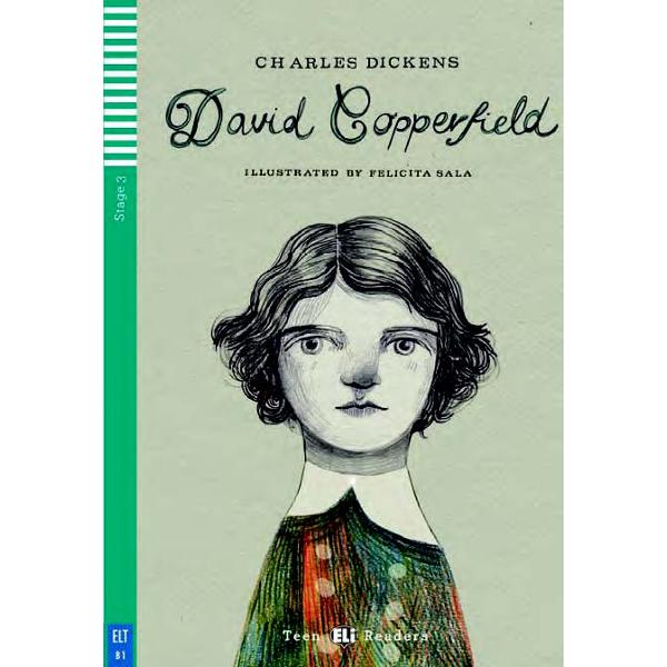 David Copperfield looks back on the first twenty-five years of his life He is only eight years old when his mother a young pretty widow remarries Unfortunately Mr Murdstone is not a good husband or father David is sent away to school and only returns homw when tragedy strikes Unloved and unwanted he is sent to work in a factory but David is a resourceful boy and determines to find a better life for himself