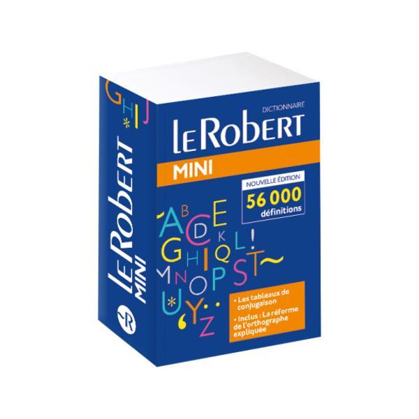 56 000 définitions complètes -Des exemples d'emploi-Les expressions les plus courantes-Les niveaux de langue-Pour écrire sans fautes -Le pluriel des noms composés-Les tableaux de conjugaison-Les règles d'accord du participe passéInclus La