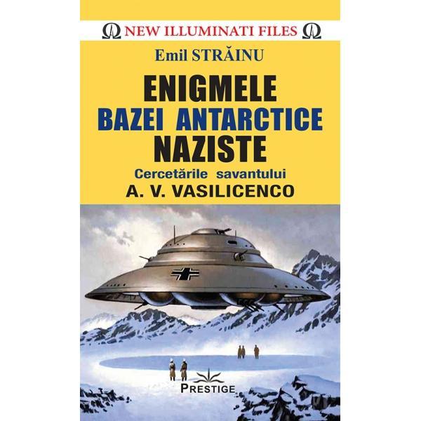 """Expeditia antarctica germana din anii 1938 – 1939 si teritoriul descoperit New Schwabenland este invaluit intr-un numar mare de legende  Presa New Age publica cu mare placere mituri despre crearea pe teritoriul Antarctidei a celui de al """"Patrulea Reich Nazist""""Pe canalele de televiziune apar reportaje ca Antarctida a devenit baza pentru """"farfuriile zburatoare naziste"""" care fie ieseau brusc de sub apa fie de sub pamantRedescoperirea New"""
