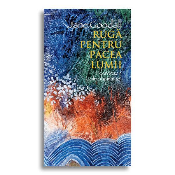 Jane Goodall este o naturalist&259; de renume mondial care &537;i-a pus pasiunea &537;i str&259;dania de a ob&539;ine bun&259; în&539;elegere între toate creaturile p&259;mântului în aceast&259; frumoas&259; &537;i emo&539;ionant&259; rug&259; pentru pacea lumii Ea ne cere tuturor s&259; ne ridic&259;m deasupra dogmelor s&259; insufl&259;m generozitate lumii care ne înconjoar&259; s&259; ne rug&259;m pentru dreptate &537;i pentru