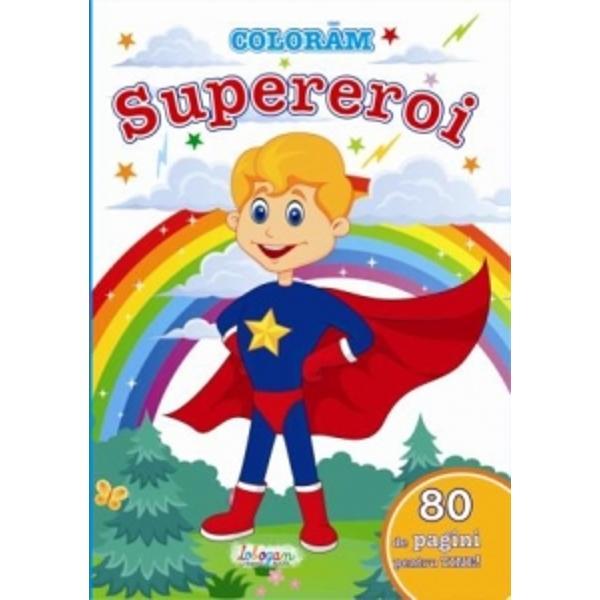 Coloram supereroi