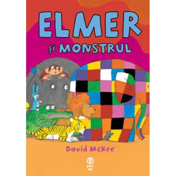 Elmer si monstrul