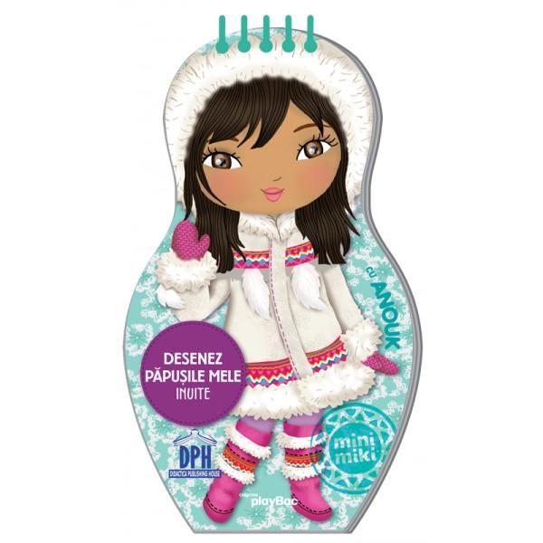 Anouk p&259;pu&537;a Inuit&259; Descoper&259; lumea cu Anouk p&259;pu&537;a Inuit&259; Creeaz&259;-&539;i propriile modele de p&259;pu&537;i colorând numeroasele siluete&537;i lipe&537;te autocolantele de pe cele 4 plan&537;e din acest carnet creativ Creeaz&259;-&539;i p&259;pu&537;ile 1Alege-&539;i o p&259;pu&537;&259; 2Dac&259; nu este o p&259;pu&537;&259;