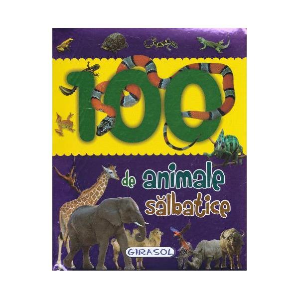 Aceasta carte ii ajuta pe cei mici sa descopere animale salbatice prin intermediul unor imagini Cartea are paginile groase si cartonate