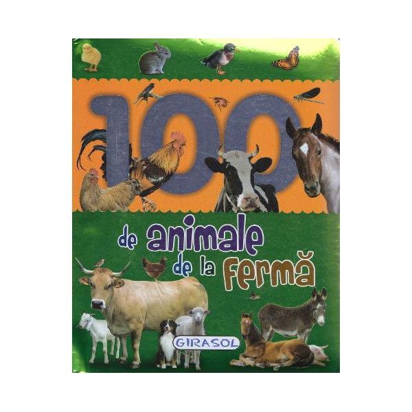 Aceasta carte ii ajuta pe cei mici sa descopere animale de la ferma prin intermediul unor imagini Cartea are paginile groase si cartonate