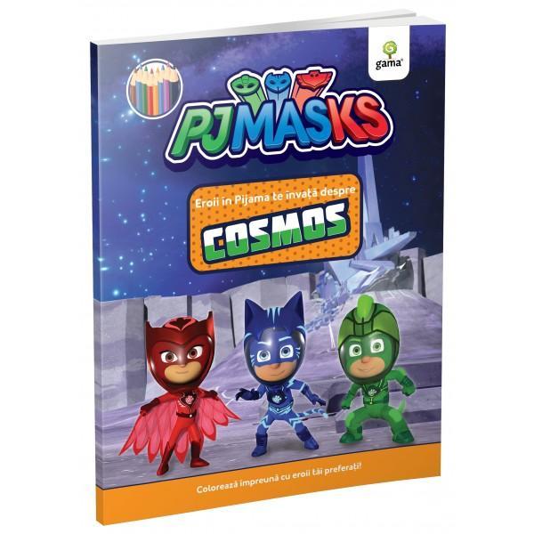Cei mai simpatici supereroi Bufni&539;a &536;opi &537;i Pisoi dezv&259;luie tainele planetelor din Sistemul Solar O carte educativ&259; de colorat în care apar personajele serialului animatEroi în Pijama