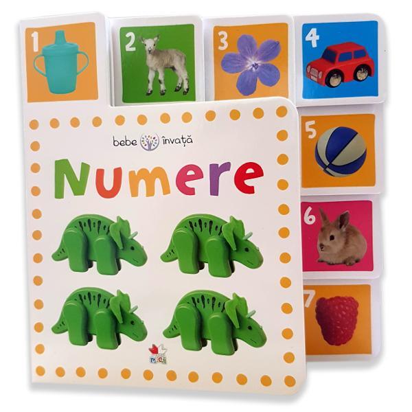 Ghidul p&259;rinteluiAceast&259; carte cu primele cuvinte &537;i imagini viu colorate &238;i va ajuta pe cei mici s&259; &238;nve&539;e s&259; numere&160;