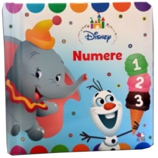 Aceast&259; &238;nc&226;nt&259;toare carte deschide o lume distractiv&259; de &238;nv&259;&539;are a numerelor Cei mici pot &238;nv&259;&539;a despre numere cu ajutorul personajelor lor preferate Disney Cartonul robust &537;i coperta c&259;ptu&537;it&259; moale fac ca aceast&259; carte s&259; fie perfect&259; pentru m&226;inile celor mici