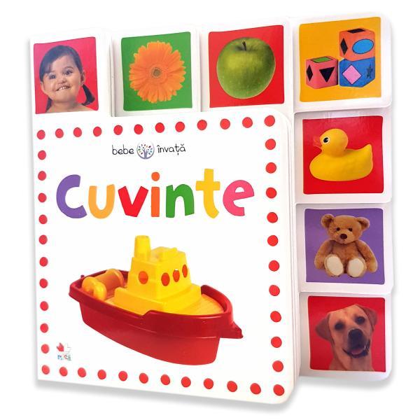 Ghidul p&259;rinteluiAceast&259; carte cu primele cuvinte &537;i imagini viu colorate &238;i va ajuta pe cei mici s&259;-&537;i dezvolte vocabularul
