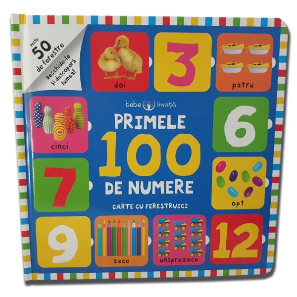 Ghidul p&259;rin&539;ilorAceast&259; carte cu numere &537;i peste 50 de ferestre care ascund cuvinte &537;i informa&539;ii noi este perfect&259; pentru cei mai mici dintre cititori
