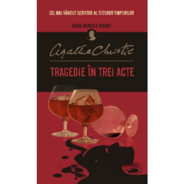 B&259;trânul &537;i inofensivul paroh Babbington moare subit la petrecerea organizat&259; de un celebru actor dup&259; ce bea un cocktail care nu con&539;ine nici o urm&259; de otrav&259; Nici m&259;car Hercule Poirot aflat printre invita&539;i nu are vreo suspiciune legat&259; de acest deces Dar când un prieten al aceluia&537;i actor moare în circumstan&539;e asem&259;n&259;toare nu mai este nici o