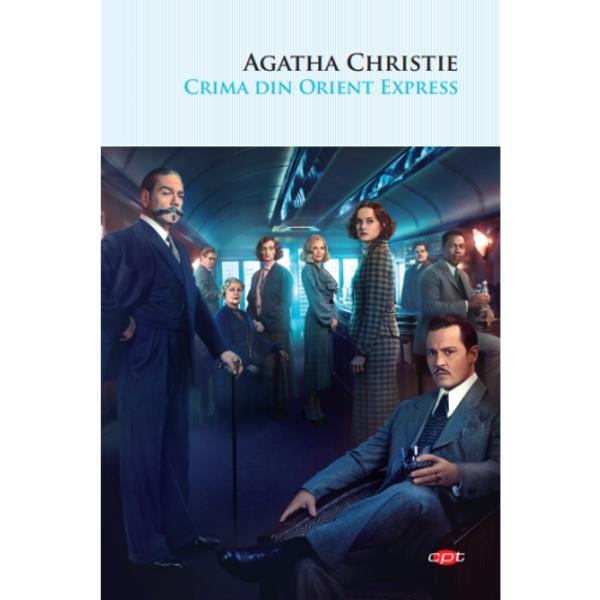 Un afacerist american g&259;sit mort într-un compartiment închis pe din&259;untru din luxosul Orient Express dou&259;sprezece lovituri de cu&539;it &537;i doisprezece c&259;l&259;tori to&539;i suspec&539;i De data aceasta îns&259; victima a c&259;rei moarte o investigheaz&259; Hercule Poirot nu mai este deloc nevinovat&259;Pe parcursul anchetei sale detectivul belgian va descoperi ce consecin&539;e tragice a