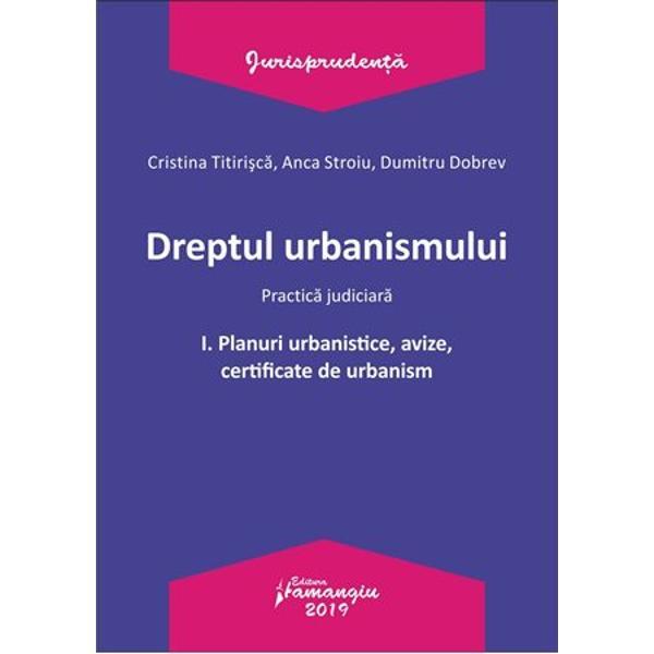 Urbanismul are ca principal scop potrivit dispozitiilor Legii nr 3502001 lege-cadru in materia urbanismului dirijarea evolutiei complexe a localitatilor prin elaborarea si implementarea strategiilor de dezvoltare spatiala durabila si integrata pe termen scurt mediu si lung In tara noastra dupa Revolutia din 1989 mai intai s-au emis autorizatiile de construire in baza legii si mai apoi au inceput sa se marcheze regulile urbanismului Pe