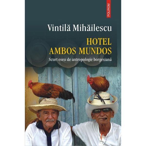 Într-o prim&259; instan&355;&259; excursia în Cuba îi d&259; prilejul lui Vintil&259; Mih&259;ilescu s&259; observe via&355;a oamenilor obi&351;nui&355;i în aceast&259; &355;ar&259; a contrastelor dar &351;i s&259; propun&259; o tipologie plin&259; de umor a turi&351;tilor care o viziteaz&259; Pornind de aici Cuba devine îns&259; doar oglinda în care autorul încearc&259; s&259; descifreze