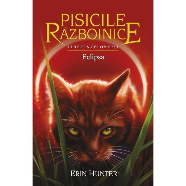 Ce se întâmpl&259; pe t&259;râmul pisicilor r&259;zboinice dup&259; ce dispare soareleÎn Cartea a XVI-a continu&259; aventurile incredibile ale nepo&539;ilor lui Stea de Foc cei trei ucenici responsabili de viitorul clanurilor din p&259;dure&536;ase scriitoare reunite sub pseudonimul Erin Hunter &537;i inspirate de personalitatea fascinant&259; a pisicilor au dat na&537;tere unui adev&259;rat fenomen literar