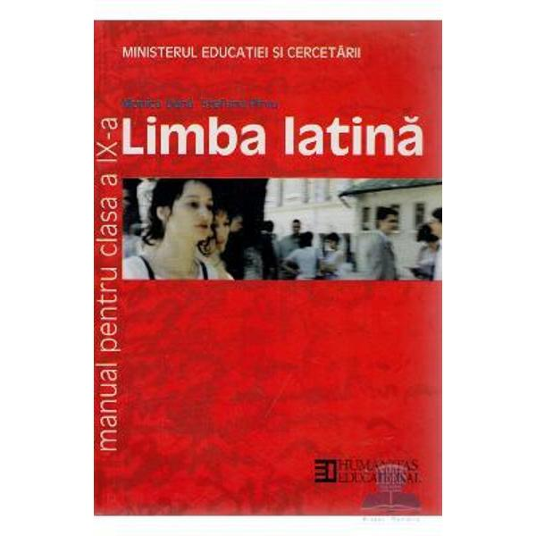 Limba latina clasa a IXa 2015