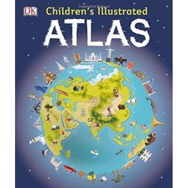 Children s Illustrated Atlas