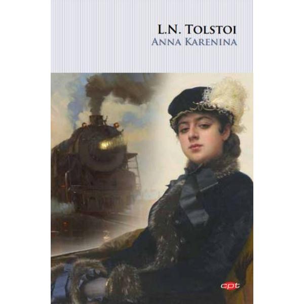 Considerat de William Faulkner cel mai bun roman al tuturor timpurilor Anna Karenina este povestea a dou&259; cupluri din aristocra&539;ia rus&259; care întruchipeaz&259; pentru Tolstoi dou&259; ipostaze diferite ale vie&539;ii amoroase &537;i de familie Fermec&259;toarea Anna Karenina m&259;ritat&259; de tân&259;r&259; cu un b&259;rbat rigid &537;i ra&539;ional descoper&259; iubirea carnal&259; p&259;tima&537;&259; al&259;turi de chipe&537;ul