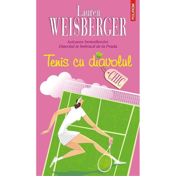 """Traducere din limba englez&259; &351;i note de Simona DumitriuAutoarea bestselleruluiDiavolul se îmbrac&259; de la PradaCharlotte """"Charlie"""" Silver a fost dintotdeauna un copil cuminte Se remarc&259; devreme în lumea tenisului antrenat&259; de tat&259;l ei un juc&259;tor de prim&259; clas&259; la rîndul lui &351;i ajunge repede unul dintre juniorii de top Cînd p&259;r&259;se&351;te"""