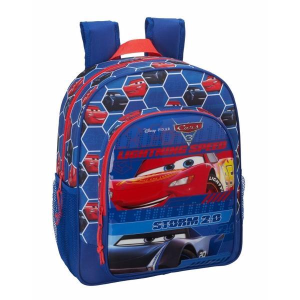 Rucsac junior baieti Cars 3Material 100 PoliesterAcest articol este confectionat din materiale de cea mai inalta calitate