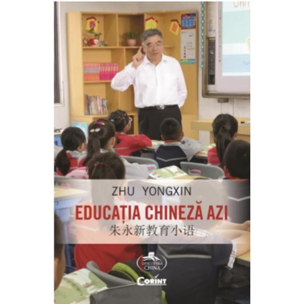 Sper … ca aceast&259; carte s&259; joace rolul unei pun&539;i între pedagogii din China &537;i cei din str&259;in&259;tate &537;i totodat&259; s&259; îng&259;duie unui num&259;r &537;i mai mare de cercet&259;tori s&259; exploreze problematica educa&539;iei din China c&259;ci educa&539;ia reprezint&259; un domeniu de larg interes în întreaga lume dar &537;i foarte sensibil S&259; ne str&259;duim împreun&259; pentru un viitor mai