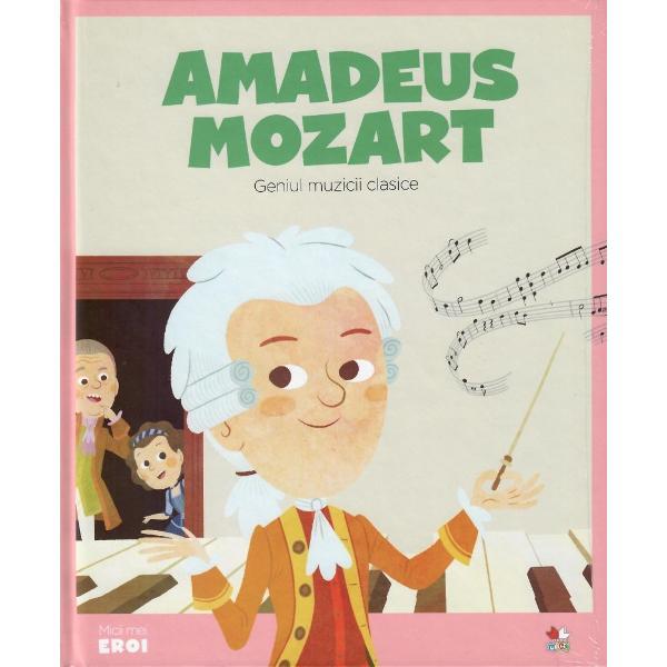 N&259;scut &238;n Austria &238;n 1756 Wolfgang Amadeus Mozart &238;nva&539;&259; muzic&259; de foarte timpuriu iar numai la &537;ase ani compune primul menuet &537;i c&226;nt&259; pentru &238;mp&259;r&259;teasa Maria TeresaC&259;l&259;tore&537;te mult cu familia &238;n Austria Prusia Fran&539;a Anglia Italia pentru a-&537;i perfec&539;iona educa&539;ia muzical&259; &537;i pentru a deveni cunoscut &206;mpreun&259; cu sora sa Maria Anna d&259; concerte pentru