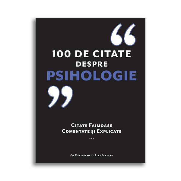 &8222;Visele sunt drumul regal c&259;tre subcon&537;tient&8221; - Sigmund Freud 1899&206;ntemeietorul psihanalizei Sigmund Freud credea c&259; visele sunt cheia &238;n&539;elegerii min&539;ii umane dar multe alte teorii despre cum func&539;ion&259;m &238;l contrazic Citatele din mari psihologi &537;i psihanali&537;ti ne provoac&259; prin studierea &537;i &238;n&539;elegerea lor s&259; ne schimb&259;m perspectiva din care privim lucrurile100 de citate despre