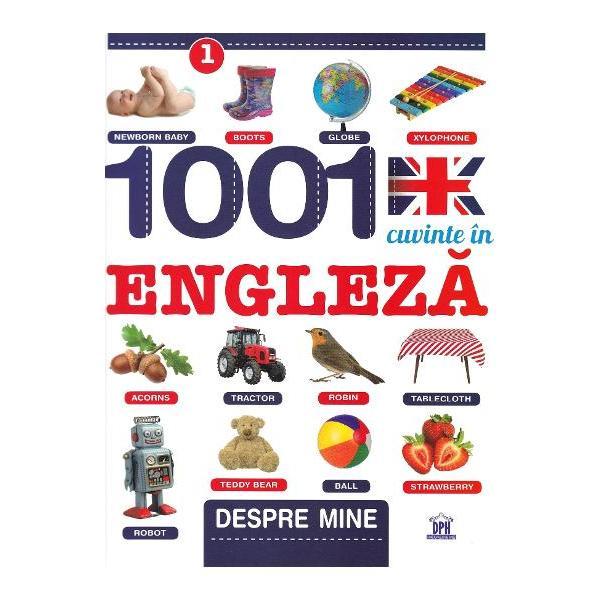 U&537;or de consultat &537;i bogat&259; în fotografii colorate aceast&259; carte este util&259; pentru înv&259;&539;area vocabularului în limba englez&259; Transcrierea fonetic&259; inclus&259; între paranteze ajut&259; copilul s&259; exerseze limba englez&259; &537;i oral  Specifica&539;ii Pagini 64 M&259;rimi 23 x 29 cm Copert&259; Necartonat&259;
