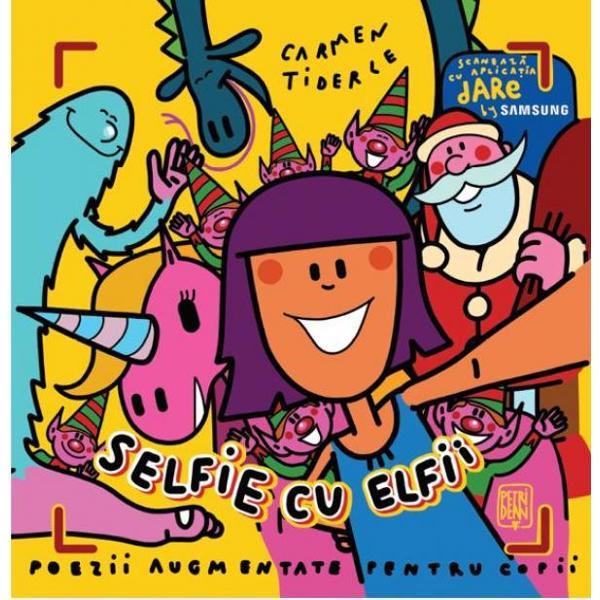 Prima carte româneasc&259; de poezii augmentate pentru copiiScaneaz&259; paginile indicate cu aplica&539;ia dARe by Samsung &537;i intr&259; în realitatea augmentat&259; ca s&259; vezi cum tehnologia îi poate împrieteni pe cei mici cu cititulPoezie  tehnologie  love Dac&259; nu &537;tiai cite&537;te aceast&259; carte de poezii augmentate pentru copii în care un urs polar &537;i-a pus ochelari VR o albin&259; tam-nesam a