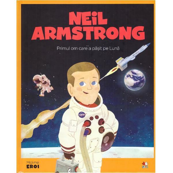Inginer pilot de &238;ncercare profesor universitar om de afaceri &537;i astronaut Acesta este Neil Armstrong&206;n 1966 la bordul misiunii Gemini 8 Armstrong &537;i colegul s&259;u David Scott reu&537;esc s&259; cupleze dou&259; nave spa&539;iale Este o premier&259; &238;n istorie Trei ani mai t&226;rziu porne&537;te &238;n cel de-al doilea &537;i ultim zbor spa&539;ial &238;mpreun&259; cu Buzz Aldrin &537;i Michael Collins De data asta misiunea se