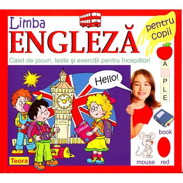 Limba engleza pentru copii