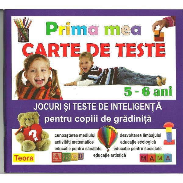 Jocuri si teste de inteligenta pentru copii