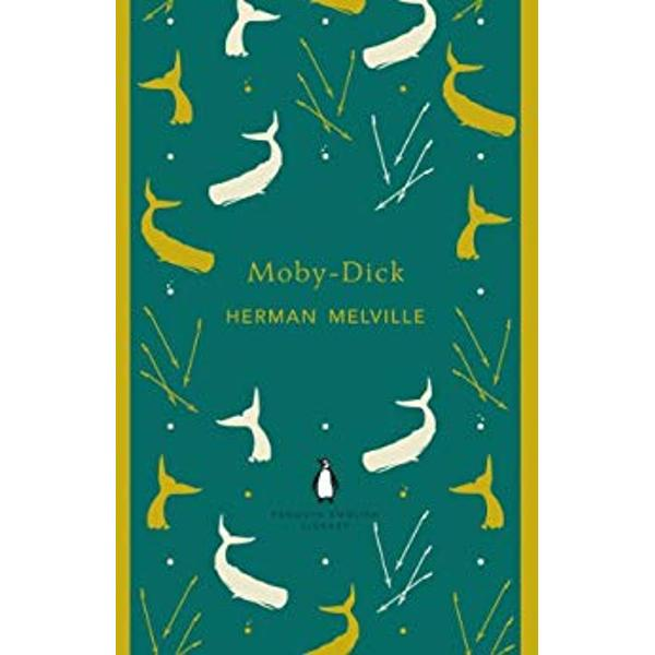 Moby-Dick is one of the most expansive feats of imagination in the whole of literature the mad raging Shakespearean tale of Captain Ahabs insane quest to kill a giant white whale that has taken his leg and upon which he has sworn vengeance at any cost A creation unlike any other this is an epic story of fatal monomania and the deepest dreams and obsessions of mankindThe Penguin English Library - 100 editions of the best fiction in