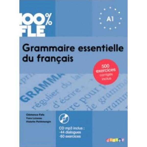 Des points de grammaire et des exercices de français à lusage des anglophones et hispanophones de niveau A1 Le CD audio contient les dialogues et les exercices de compréhension oral