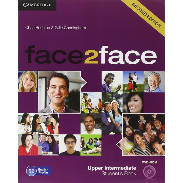 face2face Second edition is the flexible easy-to-teach 6-level course A1 to C1 for busy teachers who want to get their adult and young adult learners to communicate with confidence face2face Second edition is informed by Cambridge English Corpus and its vocabulary syllabus has been mapped to the English Vocabulary Profile meaning students learn the language they really need at each CEFR level The course improves students listening skills by drawing their attention to the elements of