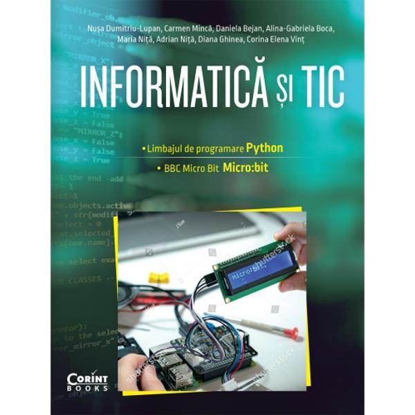 """""""Limbajul Python reprezint&259; o alegere modern&259; pentru elevii care vor s&259; înve&539;e informatic&259; dup&259; noile standarde în domeniu Având calitatea de limbaj multiparadigm&259; permite atât construc&539;ii simple cât &537;i utilizarea de mecanisme complexe Cu ajutorul acestei lucr&259;ri elevii pot dobândi competen&539;e digitale utile &537;i î&537;i pot extinde universul"""