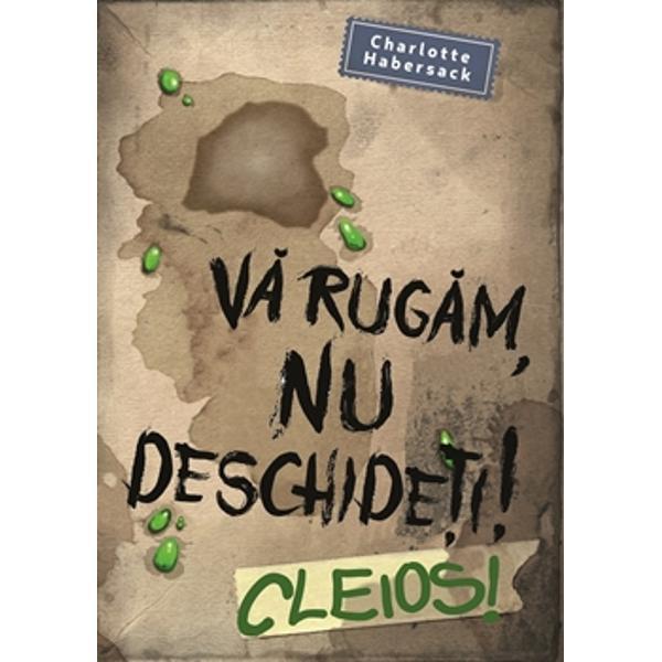 """""""V&259; rug&259;m nu deschide&355;i"""" este ceea ce a scris cineva pe misteriosul colet pe care Nemo îl prime&351;te Un lucru este sigur… Nemo îl deschide &537;i împreun&259; cu prietenii lui constat&259; c&259;1 Micul clei verde vorbitor &351;i pâr&355;âitor se gâdil&259; destul de u&351;or2 Afar&259; începe s&259; plou&259; – o ploaie cu clei3"""