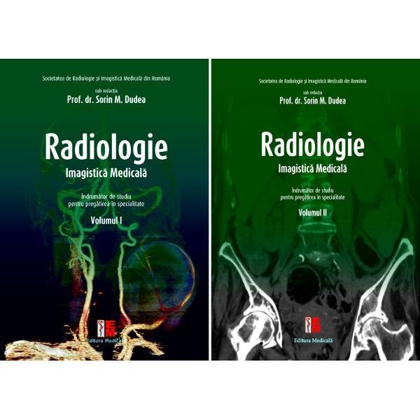 Lucrarea de fa&539;&259; ap&259;rut&259; în condi&539;ii grafice excep&539;ionale în 2 volume reprezint&259; un adev&259;rat ghid destinat celor care se formeaz&259; în specialitatea de radiologie &537;i imagistic&259; medical&259; un instrument didactic c&259;l&259;uzitor în explozia de informa&539;ii excesive &537;i uneori necontrolate din tot felul de surse