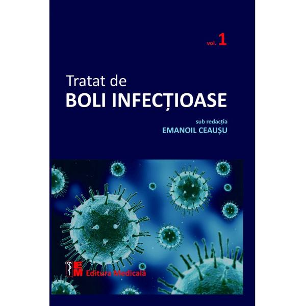 Tratatul de boli infec&539;ioase sub coordonarea Prof Dr Emanoil Ceau&537;u este conceput &537;i finalizat de prestigioase echipe de speciali&537;ti în domeniu din centrele universitare din &539;ar&259; dar &537;i din alte specialit&259;&539;i în care infec&539;iile sunt prezente