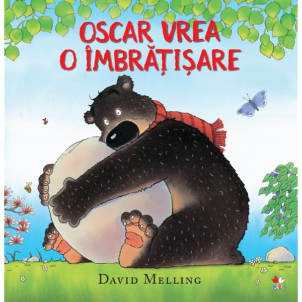 """V-a&539;i dorit vreodat&259; o îmbr&259;&539;i&537;are mare ca… DE URSDar cine-i poate da o asemenea îmbr&259;&539;i&537;are tocmai lui Oscar""""Aventurile lui Oscar intr&259; direct în categoria celor mai îndr&259;gite c&259;r&539;i clasice pentru copii"""" – The GuardianDavid Melling este un scriitor &537;i ilustrator recunoscut pe plan interna&539;ional A ilustrat peste 60"""