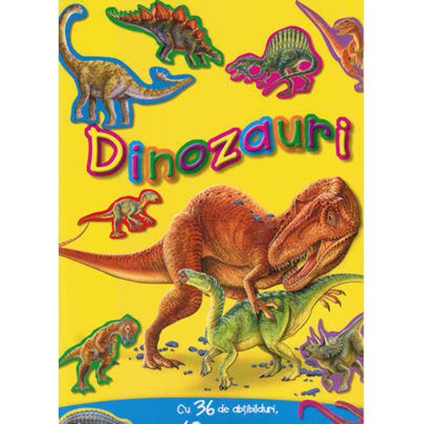 Cumilioane de ani in urma planeta noastra era populata de incredibiliidinozauri Aceste reptile terestre au vietuit de-a lungul a treiperioade din era Mezozoica Triasic Jurasic Cretacic Se deosebeau dereptilele primitive prin capacitatea de a merge si de a alergadeoarece aveau picioarele pozitionate sub corp nu pe laterale ca lareptile Au disparut acum aproximativ 65 de milioane de ani