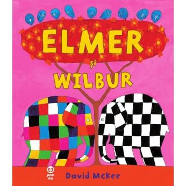 """Lui Elmer îi plac farsele dar &537;i v&259;rului s&259;u Wilbur îi placAsta pân&259; când lui Elmer îi vine o idee care îl readuce pe Wilbur cu picioarele pe p&259;mânt nu doar la propriu""""Cartea este o încântare atât prin povestea ei cât &537;i prin desenele tr&259;snite&733; EVENING STANDARD"""
