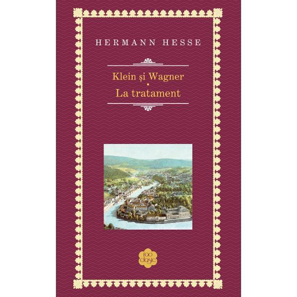 Doua lucrari valoroase si importante pentru cei care doresc sa aiba oimagine completa a lui Hesse ca autor ambele publicate pentru primaoara in limba romana